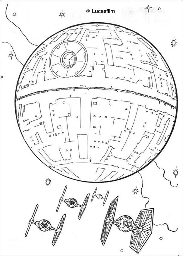 Coloriages Star Wars Frhellokidscom