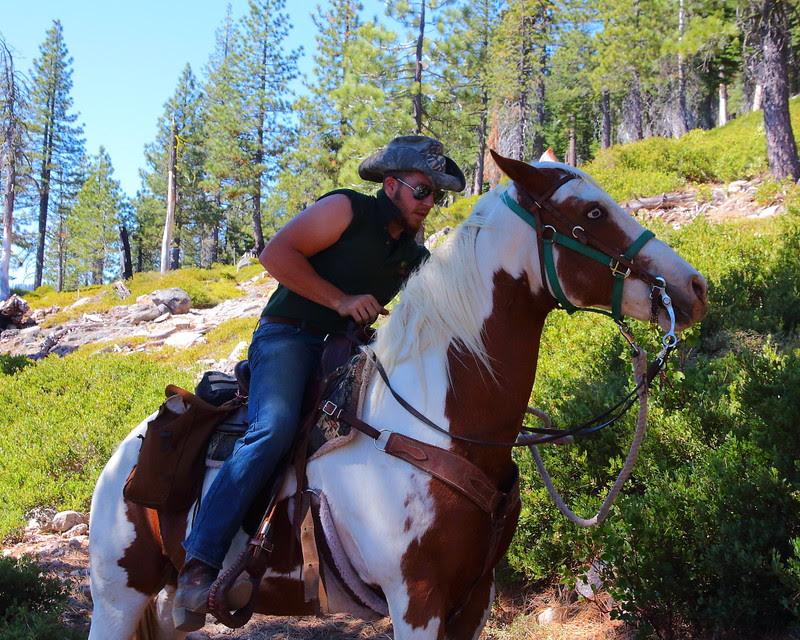 IMG_7765 Horseback Riding to Corral Meadow, Lassen Volcanic National Park