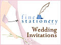Inviting Wedding Invitations at FineStationery.com