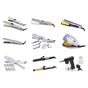 Hair Tongs on Hair Straightening Irons And Tongs   Hair Straightening Irons And