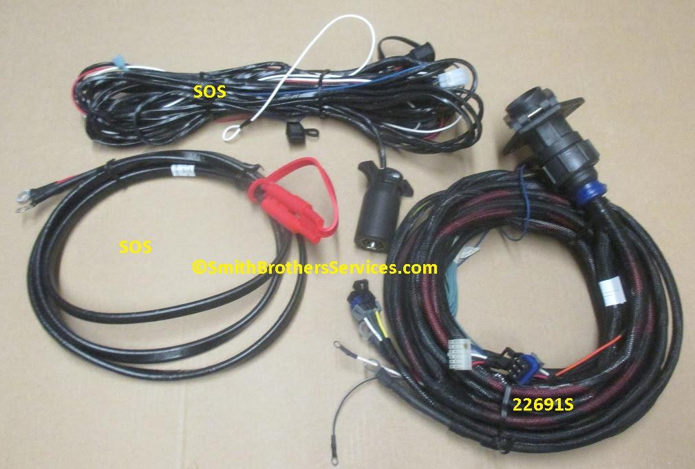 Meyer Plow Wire Harnes