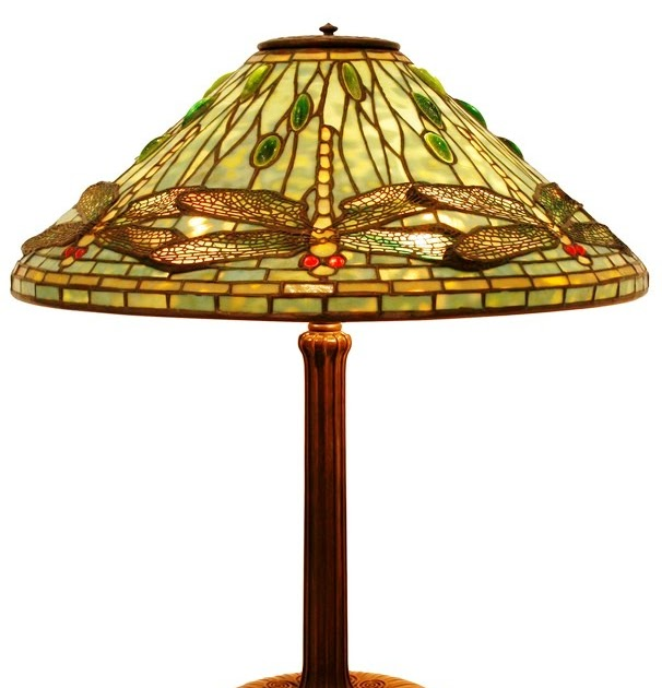 Antique Lamp Lighting Antique Tiffany Style Lamp Shades