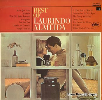 ALMEIDA, LAURINDO best of