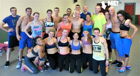 insanity max  cast member jessica bowser nelson fitness