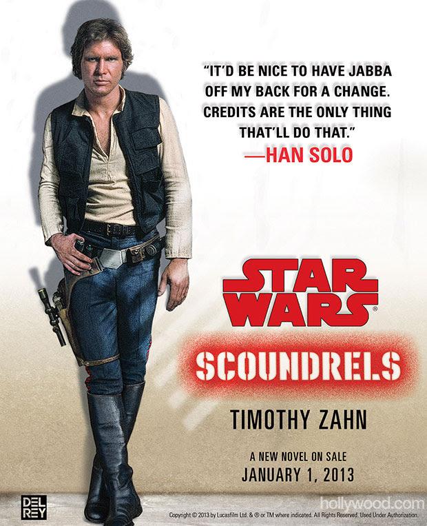 Star Wars Author Timothy Zahn On His Han Solooceans 11 Hybrid