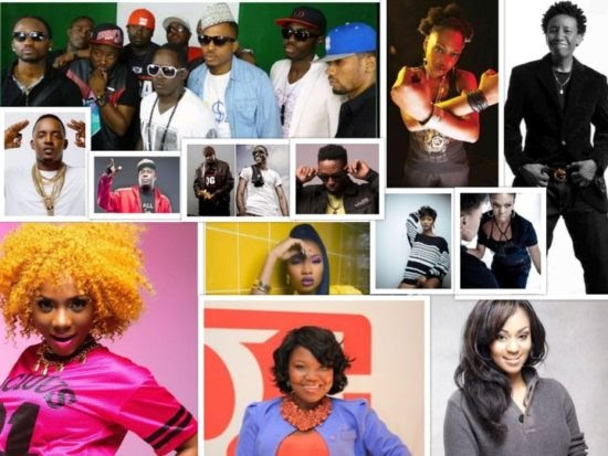 Are These The Top 100 Nigerian Best Rappers Of All Time?