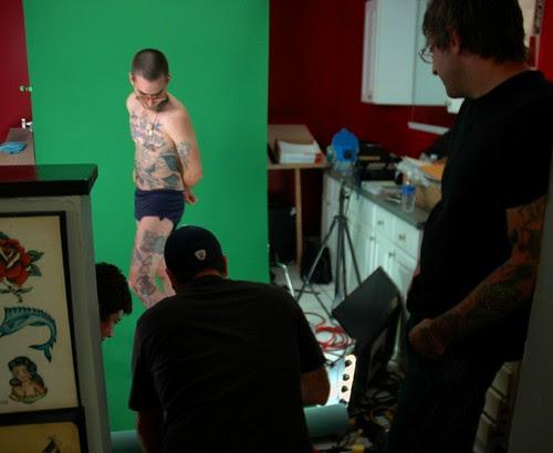 Tattoo Wars. Chase Lisbon.