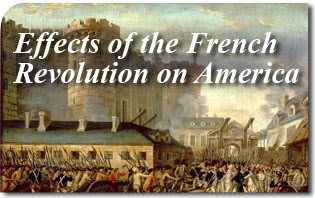 Effects of the French Revolution on America