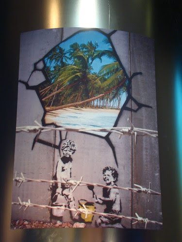 Banksy:paradise