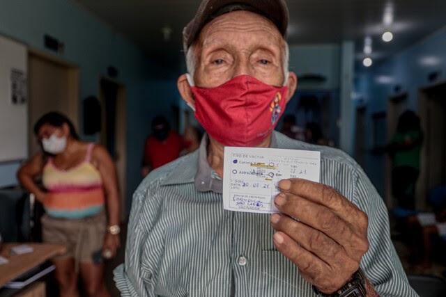 Prefeitura de Porto Velho faz alerta para população receber segunda dose de vacinas