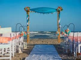 Small Beach Weddings Venues Packages Corpus Christi, TX
