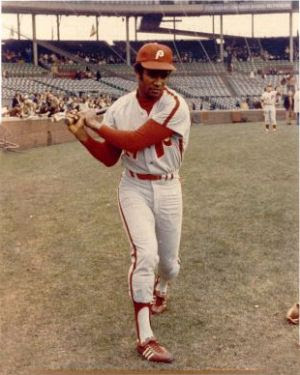 1971 Phillies Montanez