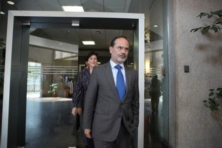 Gustavo Madero, en busca de la reelección. Foto: Octavio Gómez