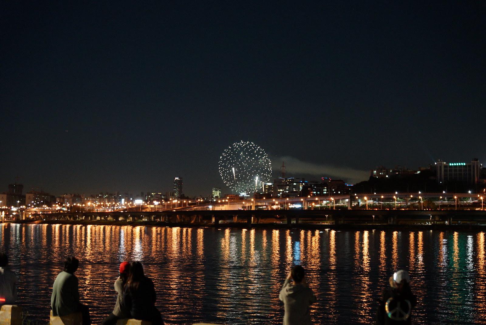 [:: Seoul Firewoks Festival @Han River. Seoul ::]