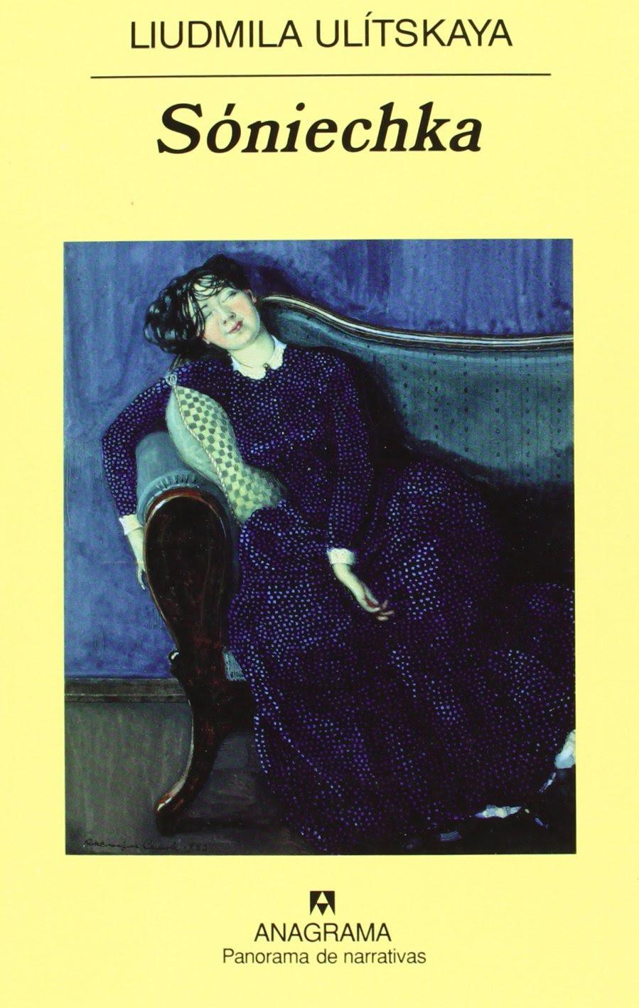 Liudmila Ulitskaya