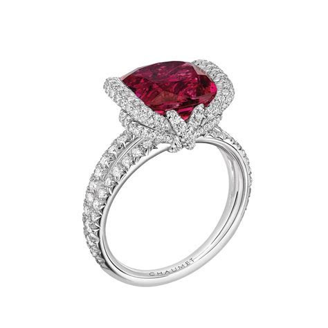 Chaumet: A Liens jewel for all seasons   Rings   Ruby