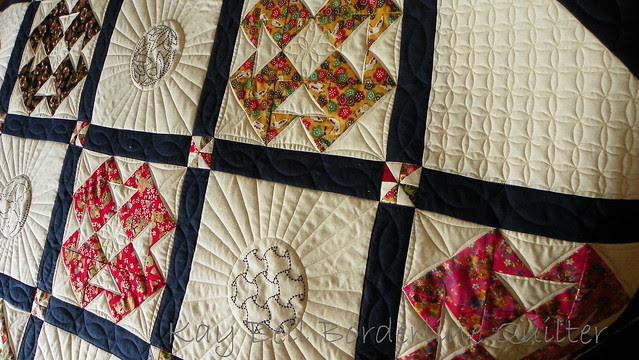 Charlie's Kimono and Sashiko Stitcheries 6