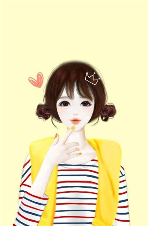 images  korean anime girl  pinterest