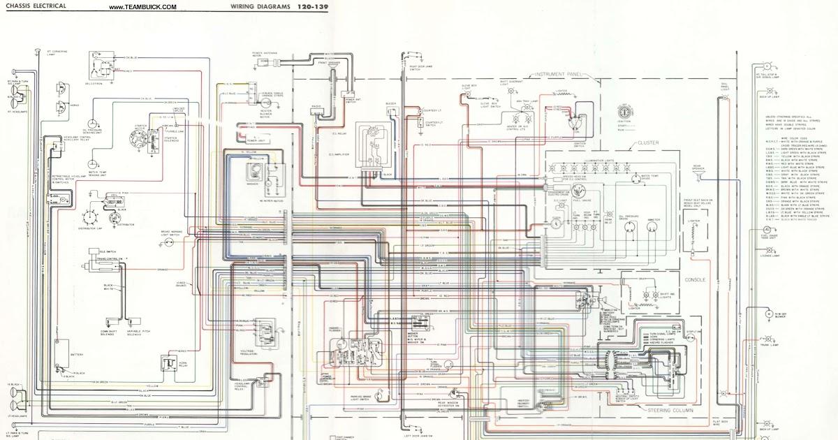 72 Buick G Wiring Diagram