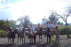 Horseback Expedition to Paracutin