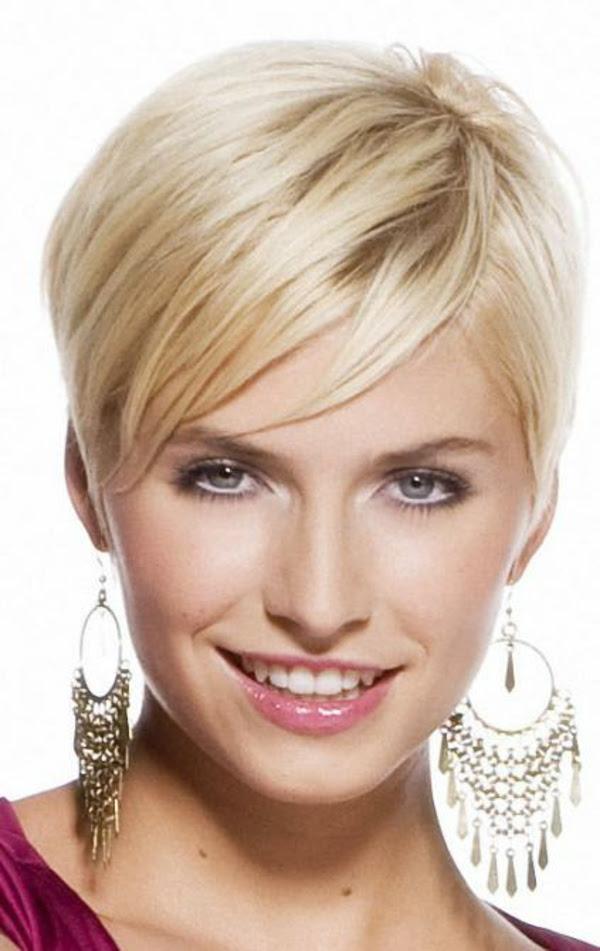 Kurzhaarfrisuren Damen Sehr Feines Haar Kurzhaarschnitte