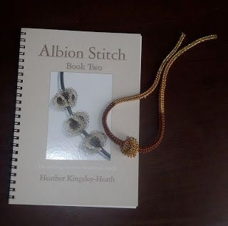 Agape Creations Jewelry: Albion Stitch