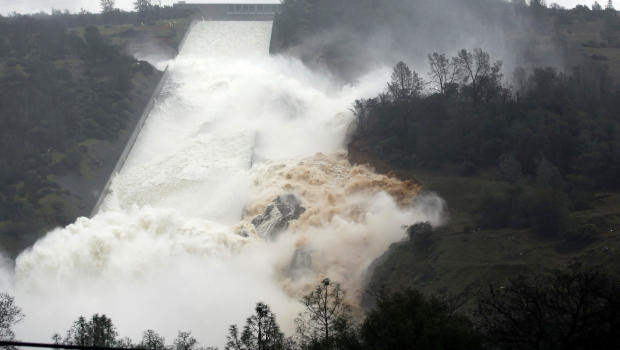 Image result for oroville dam