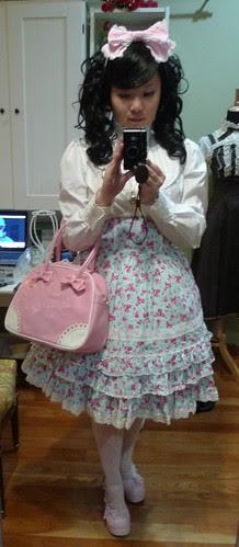 Blue & Pink Sweet Lolita