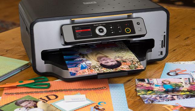 Kodak printer esp 7250 software