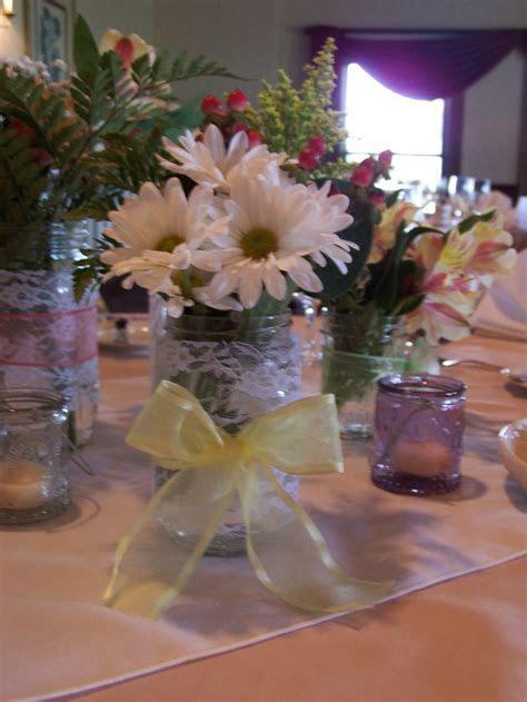 Rehearsal dinner centerpieces   Wedding Ideas   Pinterest