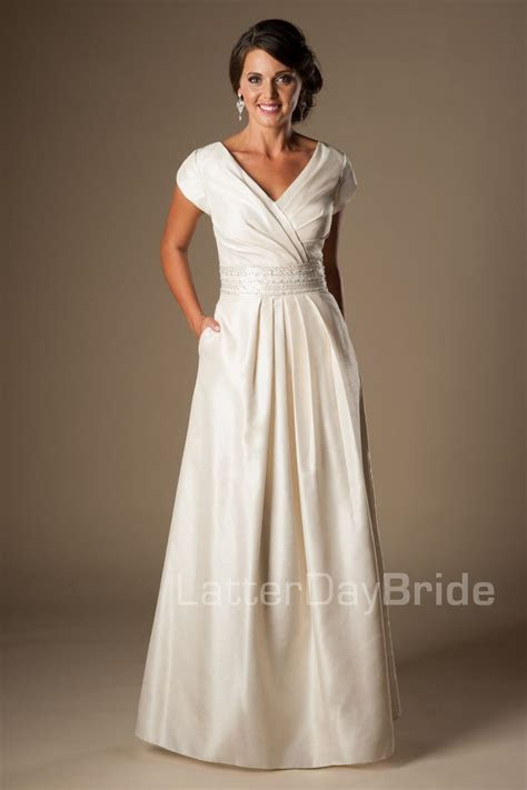 Coretta in 2019   Modest Wedding Gowns from Gateway Bridal
