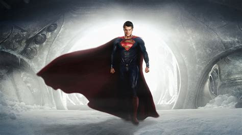 full hd wallpaper man  steel hero muscles permafrost