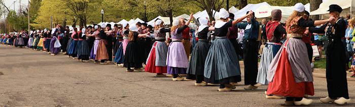 Dutch Dancing :: Tulip Time, May 4–12, 2019 — Holland, Michigan
