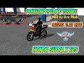 Download Mod Motor Honda Supra X 125  Bussid