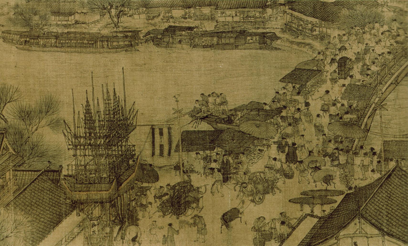 Resultado de imagen de Zhang Zeduan