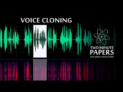 This AI Clones Your Voice After Listening for 5 Seconds ��