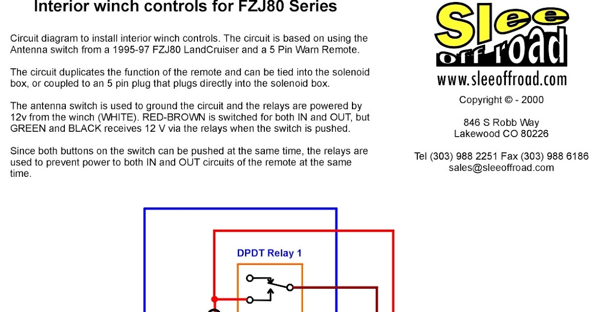 60 Awesome 120 Volt Relay Wiring Diagram