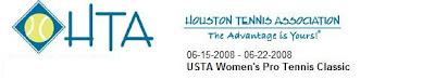 Black Tennis Pro's Tournament Action