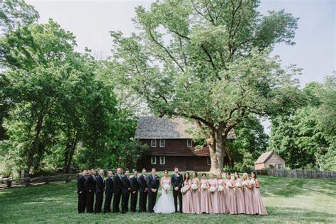Elegant New England Wedding Photography at The Topsfield