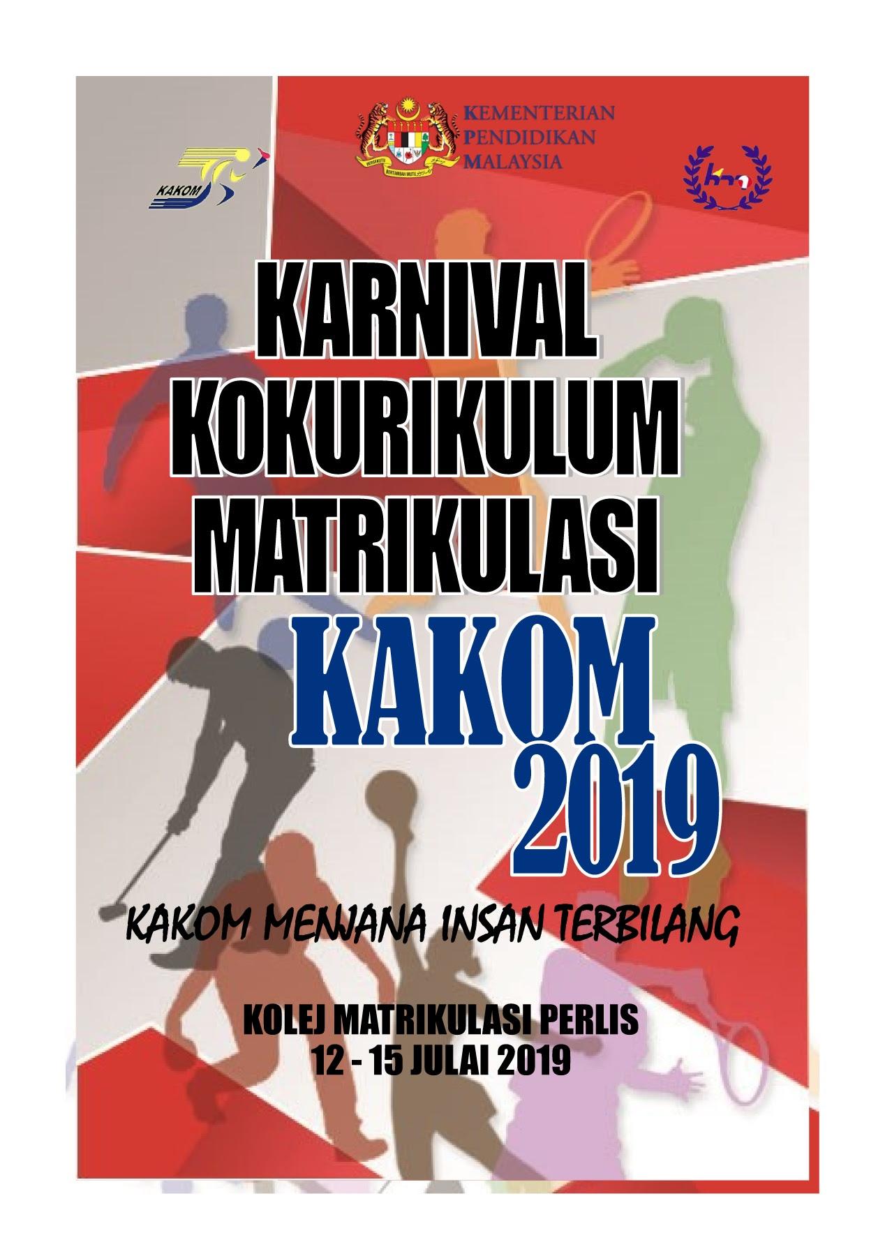 Buku Program Kakom2019
