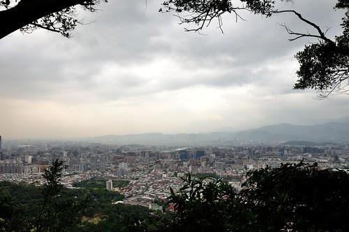 南港山縱走親山步道-台北