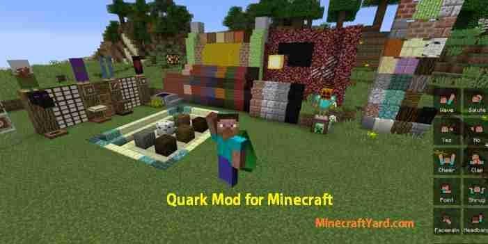 Minecraft Quark Mod Download - Muat Turun d