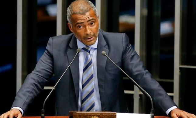 Romário, senador (PSB / RJ) (Foto: Divulgação)