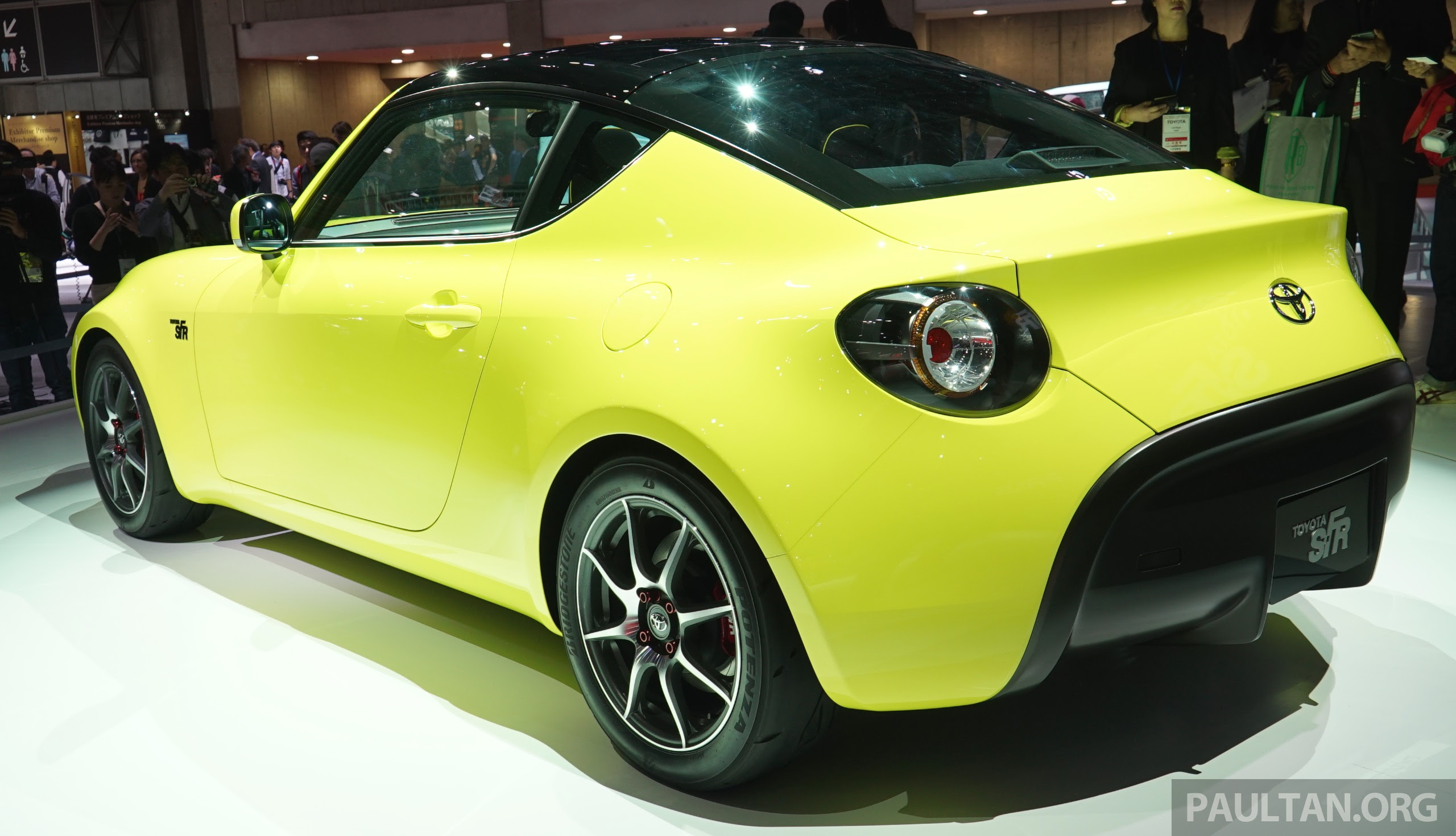 Tokyo 2015: Toyota SFR \u2013 new entrylevel sports car Image 398485