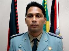 Major Fábio Santos, comandante do 2º BBM em CG