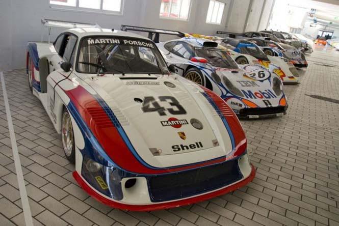 Εκπληκτική συλλογή από Porsche (36)