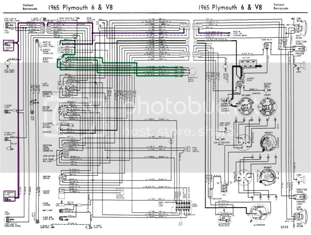 68 Dart Wiring Diagram