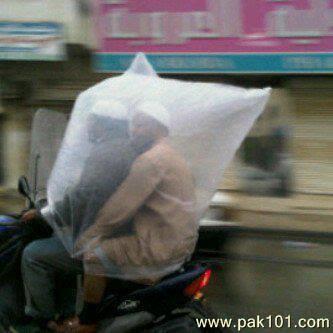 Funny Picture Happy Rainy Day Pak101com