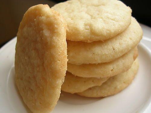 Easy Potato Chip Cookies