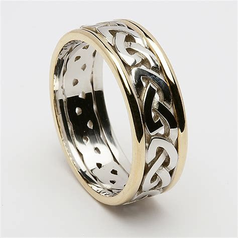 general valentine celtic wedding rings